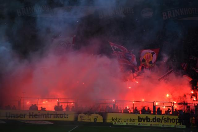 Westfalenstadion, currently known as Signal Iduna Park