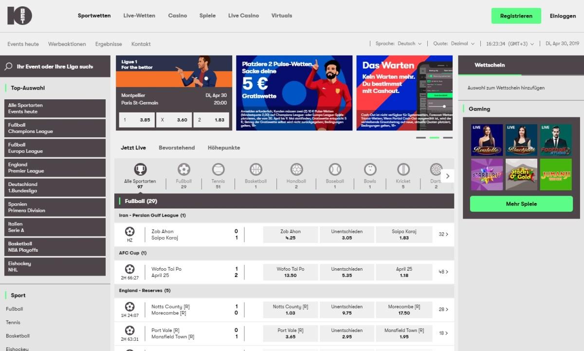 10bet sportwetten sportwetten software illegal geld verdienen  [ 1200 x 721 Pixel ]