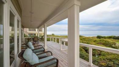 Photo of 10 Turtle Beach Holiday Home, Kiawah Island, South Carolina.