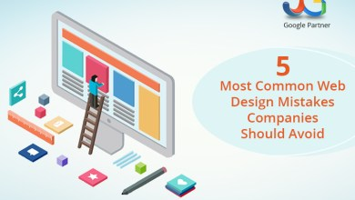 Photo of 5 Most Common Website Design Mistakes Companies Should Avoid