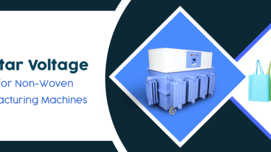 Photo of Servo Voltage Stabilizers for Non-Woven Bag Manufacturing Machines