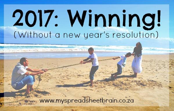 2017: Winning