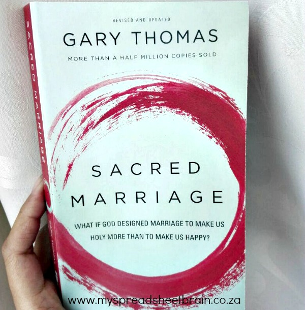 sacred marriage review gary thomas