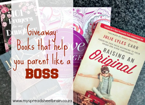 Books that help you parent like a boss