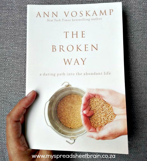 Ann Voskamp The Broken Way
