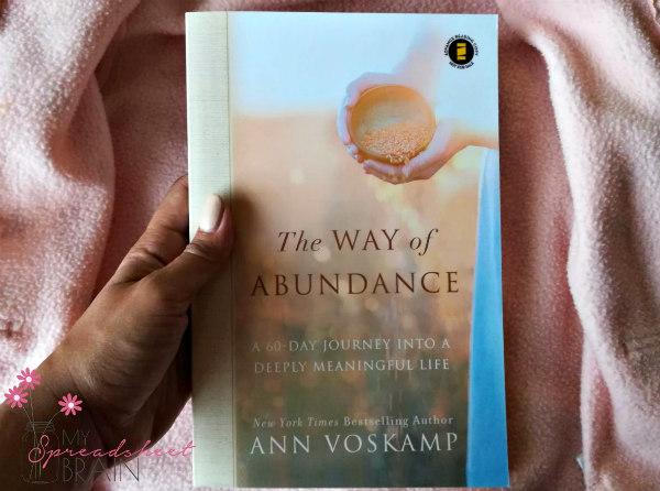 The Way of Abundance Ann Voskamp