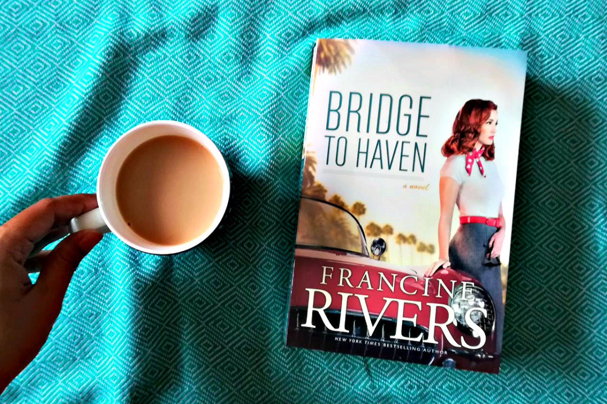 Book review: Bridge to Haven - Francine Rivers (GIVEAWAY!)