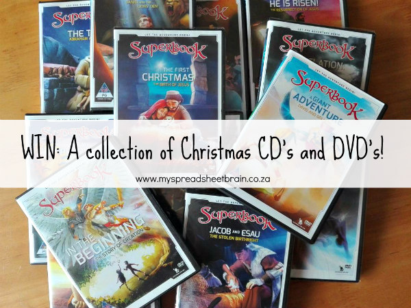 DVD's are great Christmas gifts