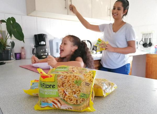 Maggi Hi Fibre Noodles