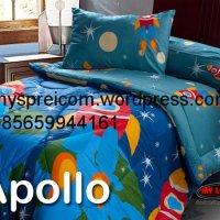 My Love Single Bedcover - Apollo