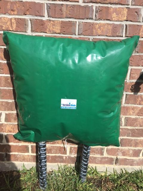 backflow pouch
