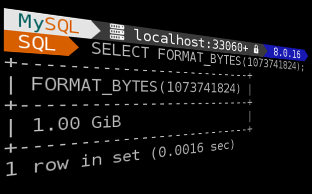 SELECT FORMAT_BYTES(1073741824)