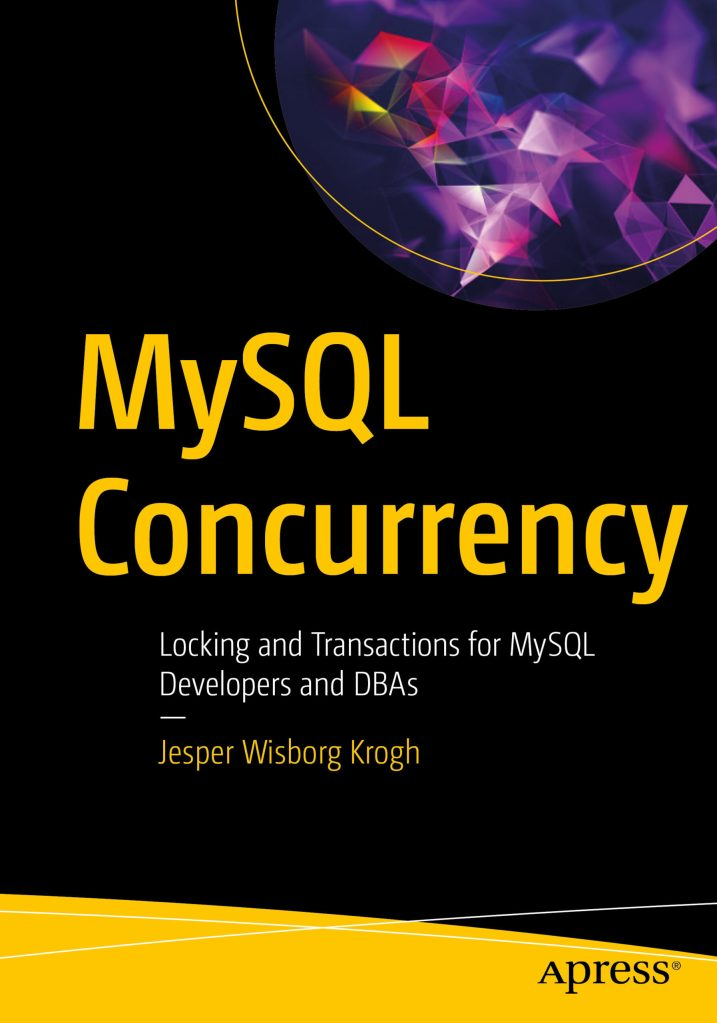 MySQL Concurrency cover