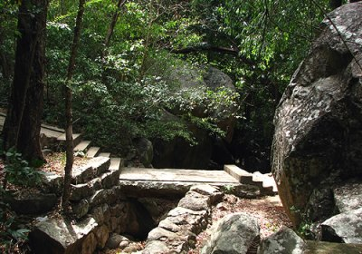 Ritigala, Sri Lanka - Epic, Mythology, Nature Reserve ...