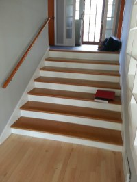 Before And After Walls Removed - MyStairways