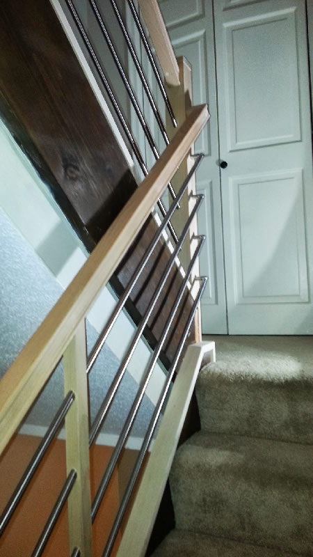 Maple Tubing Switchback  MyStairways