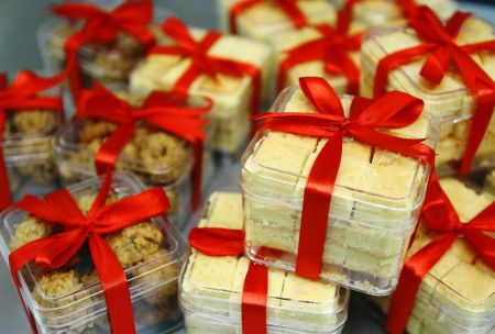 <b>Employment Project cookies ready for delivery.</b>