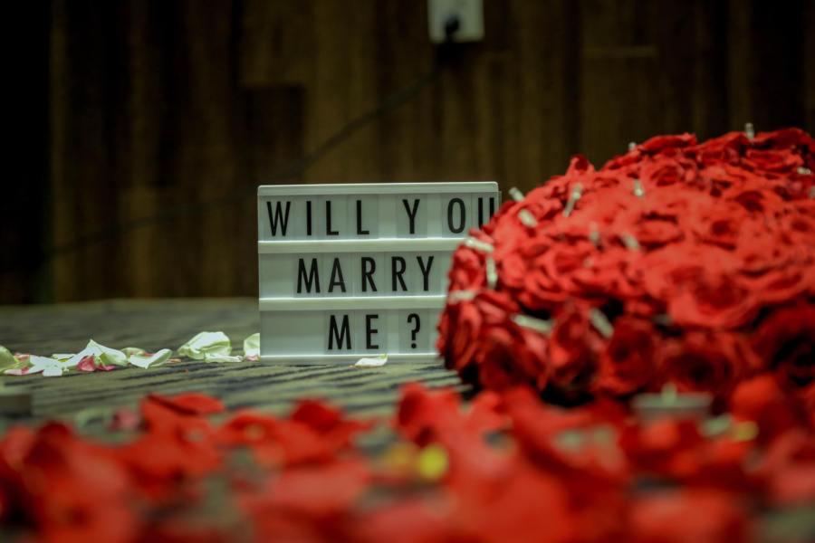 10 idées de demande en mariage