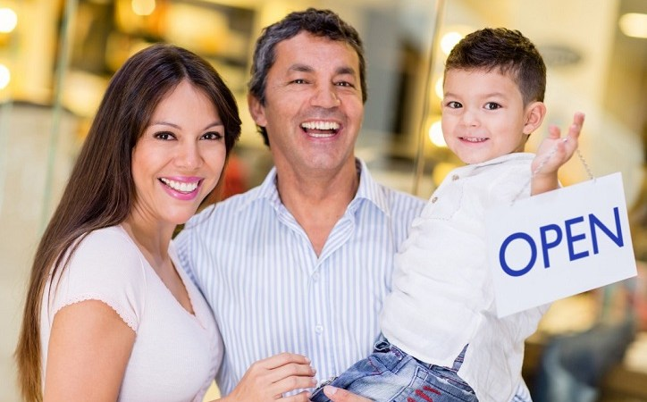 start a family business