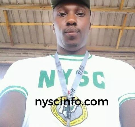 Oyo NYSC member's suicide note to parents