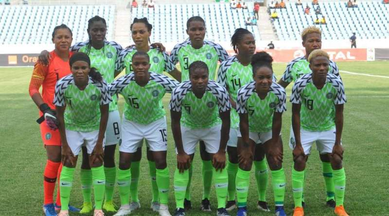 Super Falcons Qualify For Round Of 16