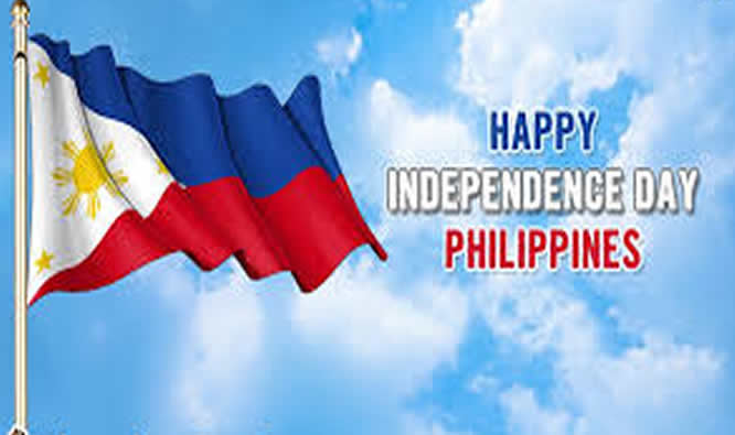 Philippines Independence Day 2019 Messages