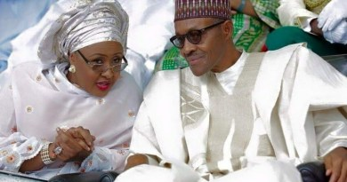 talk to your husband About Nigeria's problems