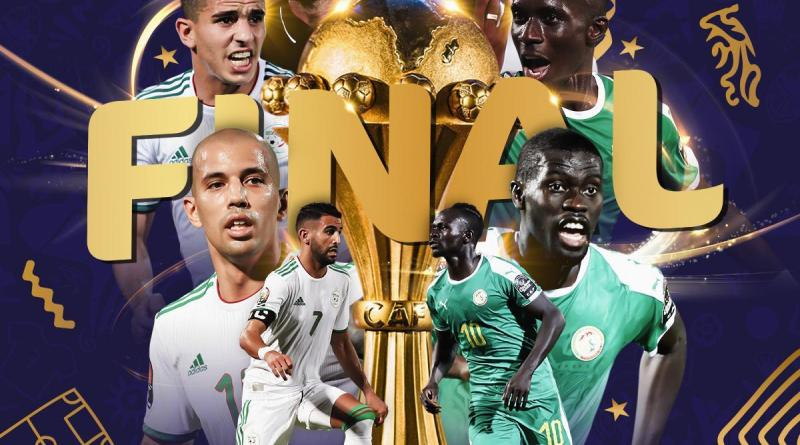 AFCON 2019 Final: Senegal vs Algeria