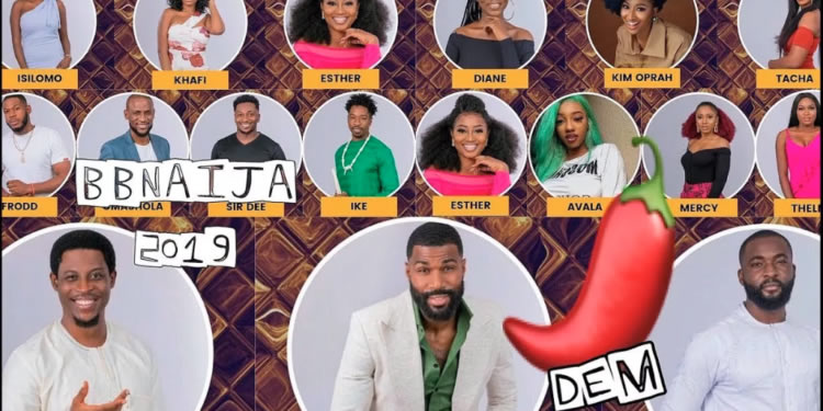 Watch BBNaija 2019 Pepper Dem Saturday's Party
