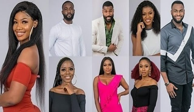 Names of Big Brother Naija Housemates