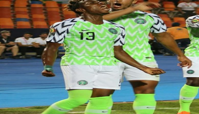 Nigeria Beat South Africa