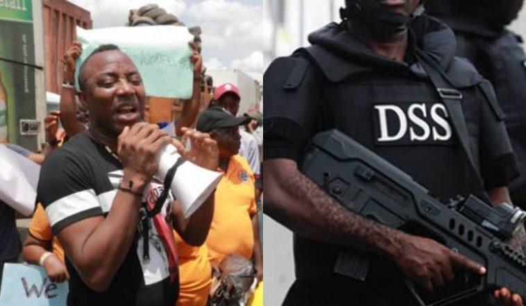 How Sowore Was Arrested By DSS Operatives