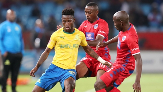Mamelodi Sundowns vs Supersport Utd