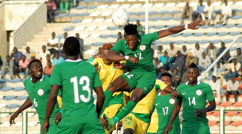 watch Nigeria vs Togo live