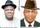 Bayelsa Governorship election results