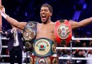 Joshua regains World Heavyweight titles