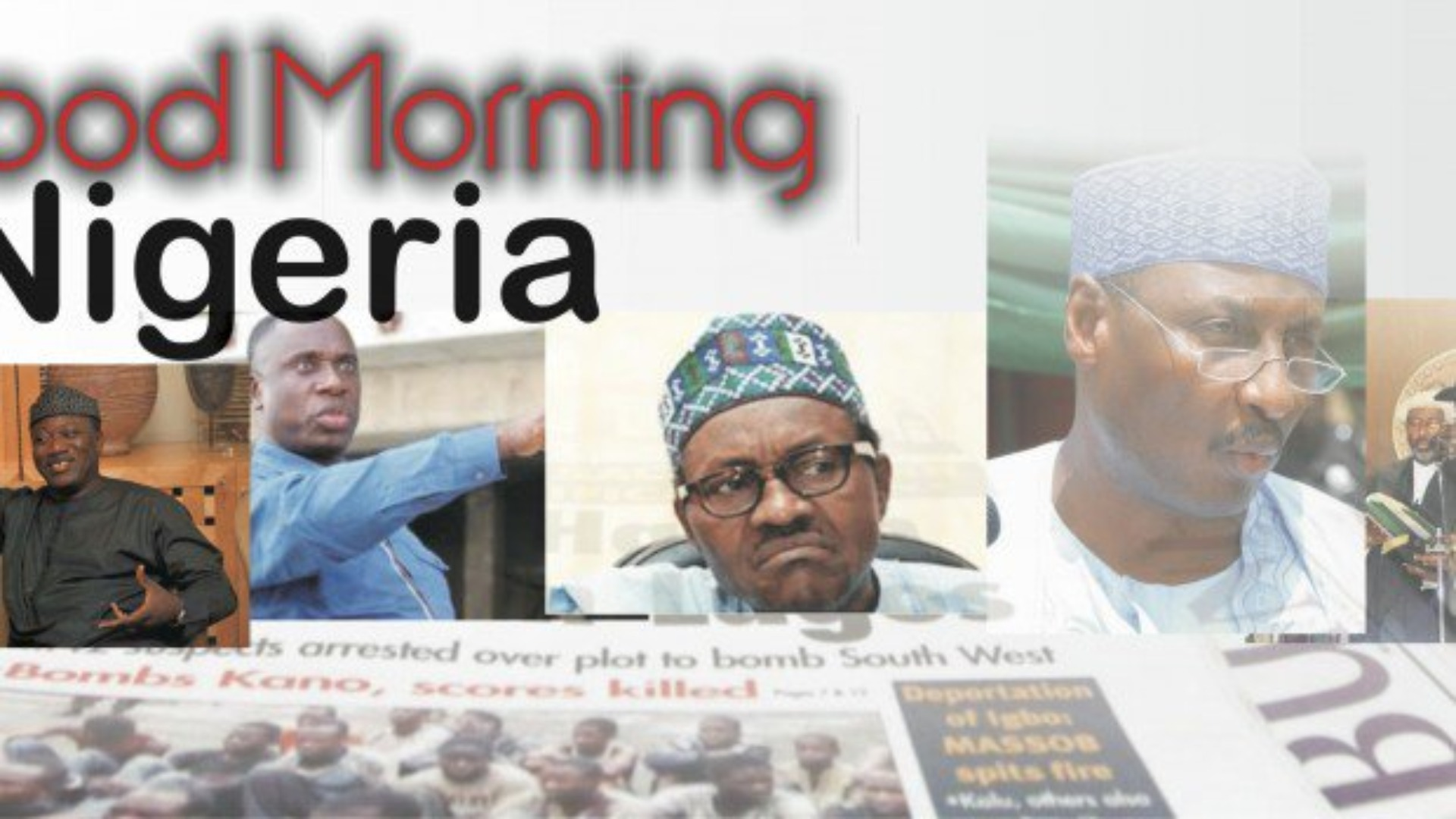 Nigerian newspapers: 10 things you need to know this Tuesday morning