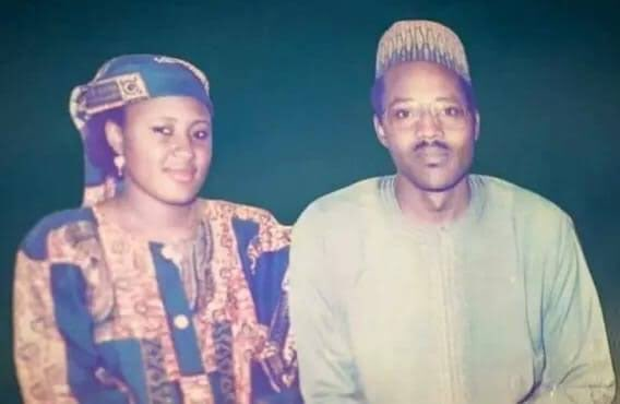 President Buhari Shares Rare Photos As He Celebrates 30th Wedding Anniversary With His Family