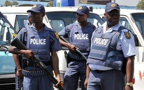 South African Police Sentenced To 30 Years For Killing Nigerian Man