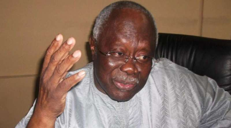 Do not lend Buhari any money - Bode George tells foreign nations