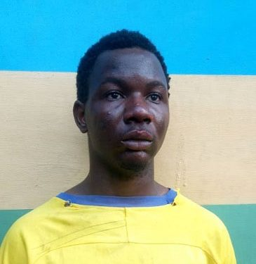 'Yahoo boy' sets lover ablaze for cheating on him'