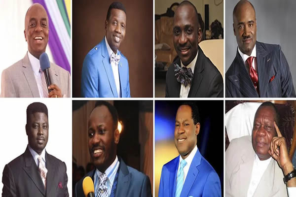 Nigerians Drag Pastors On Social Media