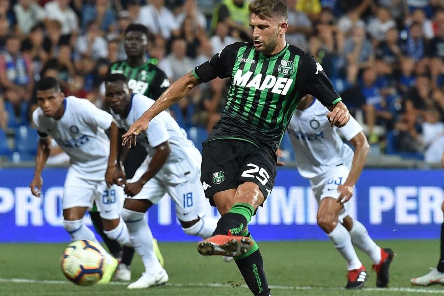 Watch Inter Milan vs Sassuolo Live Streaming