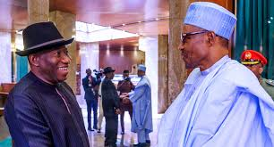 BREAKING: Buhari names Agbor Railway complex after Goodluck Jonathan