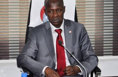 Breaking: Buhari Sacks EFCC Boss, Magu Over Corruption