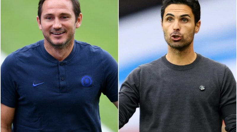 Arsenal and Chelsea in talks