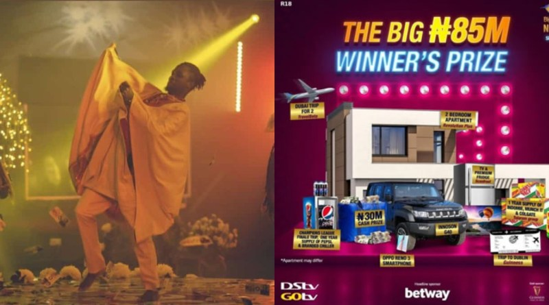 BBNaija 2020: Laycon declared winner