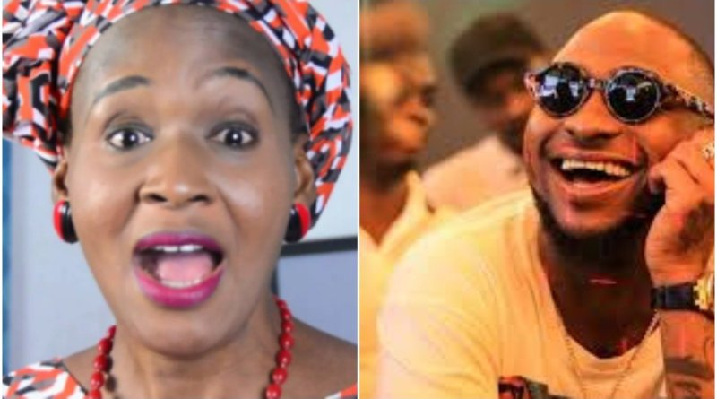 'I Carried Davido When He Was A Baby...His Mum Is My Bestie'