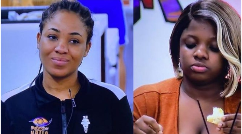 """You remain a queen to me..."" Dorathy breaks down in tears as Erica is disqualified"