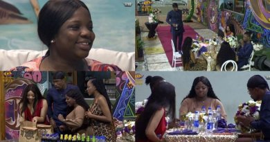 Top 5 celebrate, remembrance of evicted housemates, and lots more…